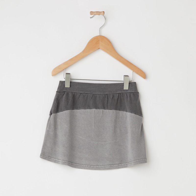 Mini-falda-niña